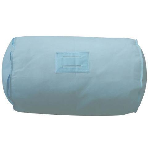 Light Blue Breathable Feather Duvet Storage Bag & Carrier